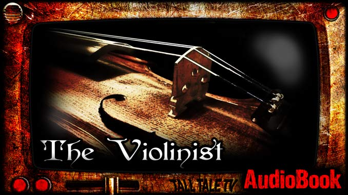 the Violinist, by Amir Lane. Audiobook by Tall Tale TV