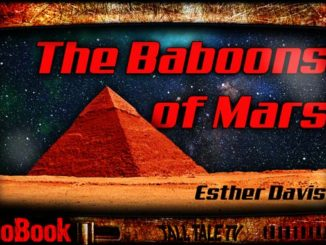 The Baboons of Mars, by Esther Davis