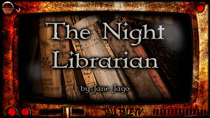 Fantasy Short Stories - The Night Librarian